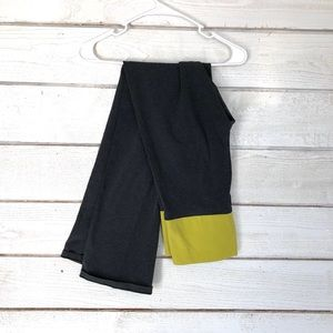 Flare leggings size M